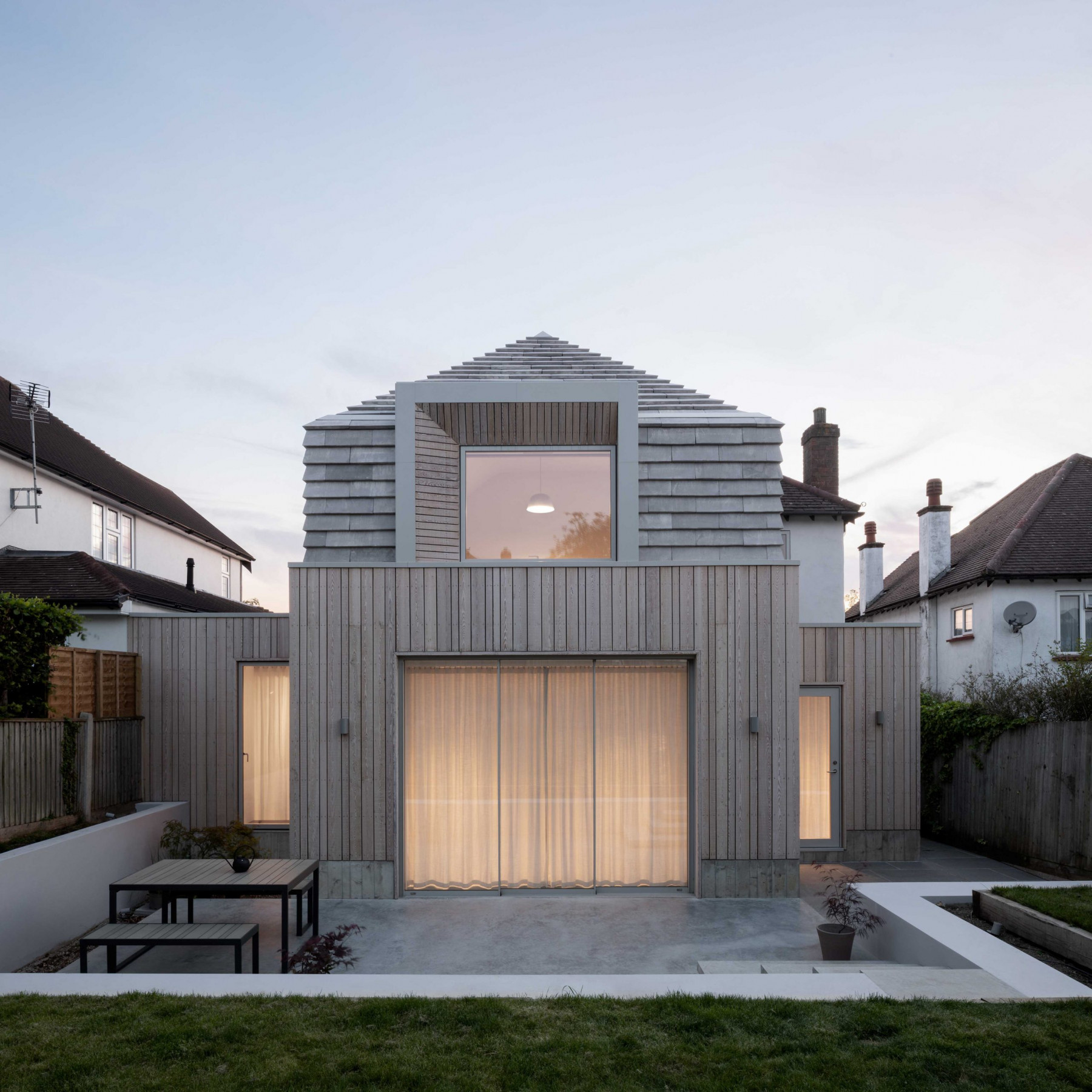 Hipped House